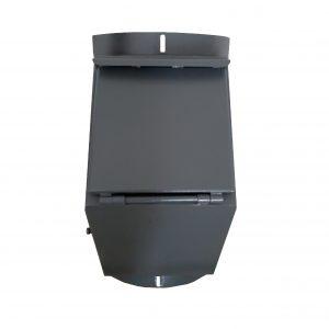 Клапан мусоропровода